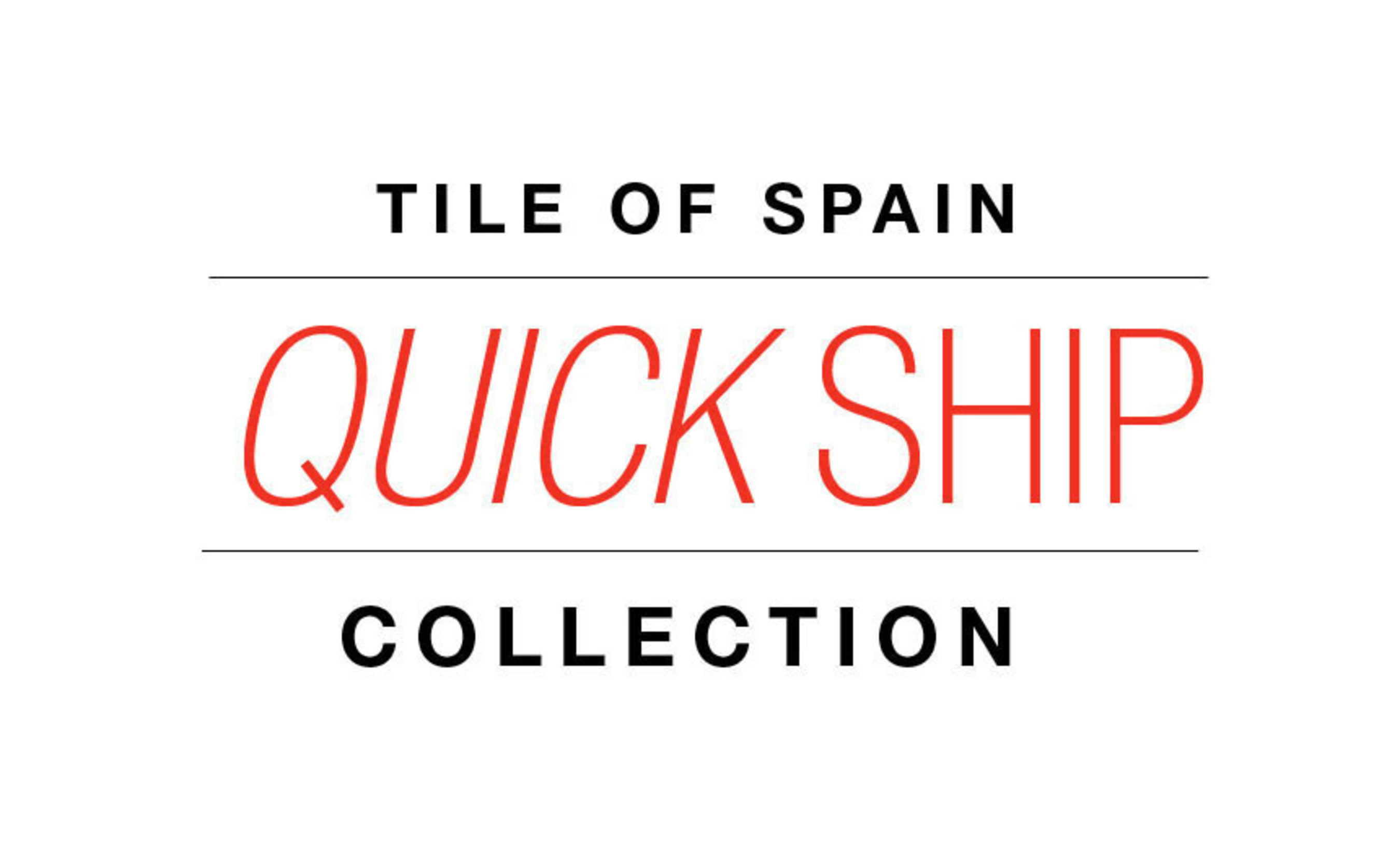Nearly 200 Spanish tile series now available as part of the Tile of Spain Quick Ship Collection.