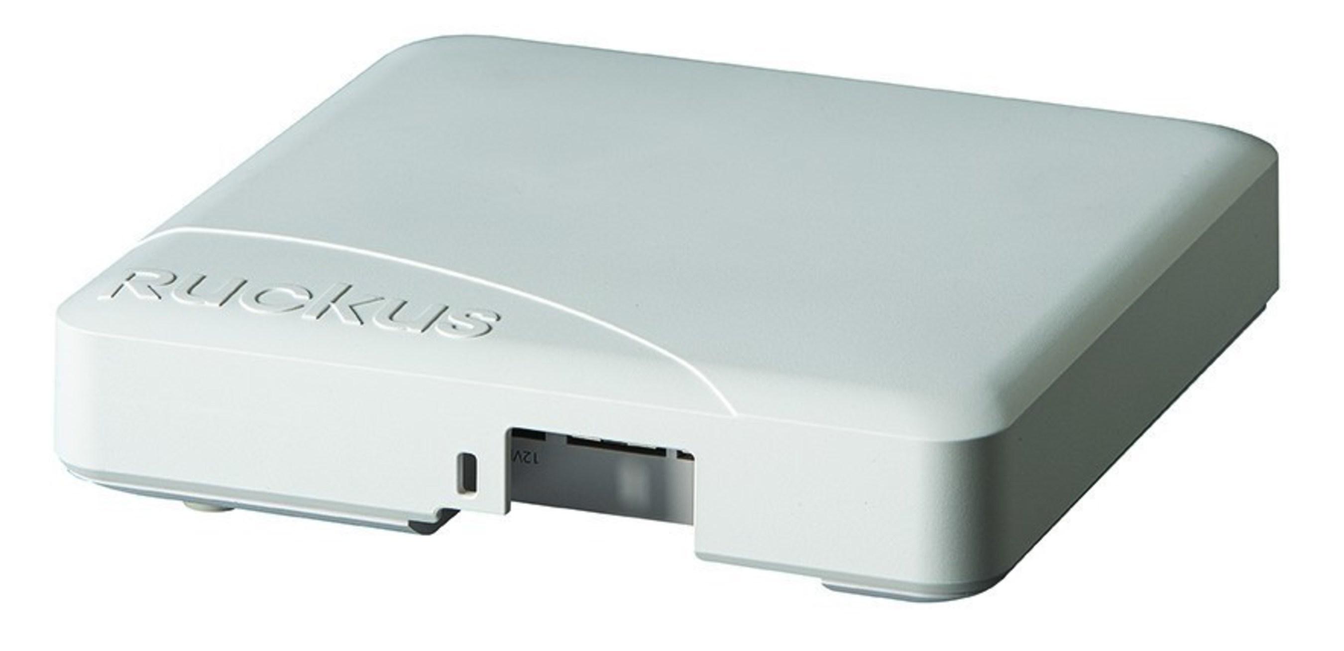 New Ruckus ZoneFlex(TM) R500 indoor Smart 802.11ac Wi-Fi access point