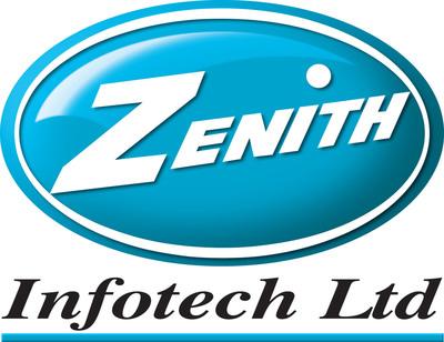 Zenith Infotech Logo. (PRNewsFoto/Zenith Infotech)