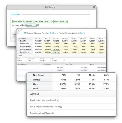Engage in accurate modeling and predictive forecasting with ease in Tidemark's Summer '16 release