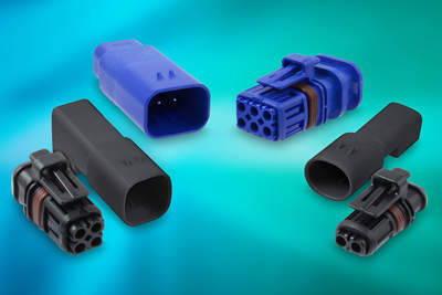 Connector from Amphenol Withstands Harsh Environments (PRNewsFoto/Amphenol Industrial Products)