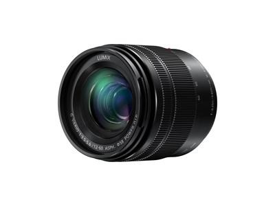 New LUMIX G VARIO 12-60mm / F3.5-5.6 ASPH. / POWER O.I.S. Lens (H-FS12060)