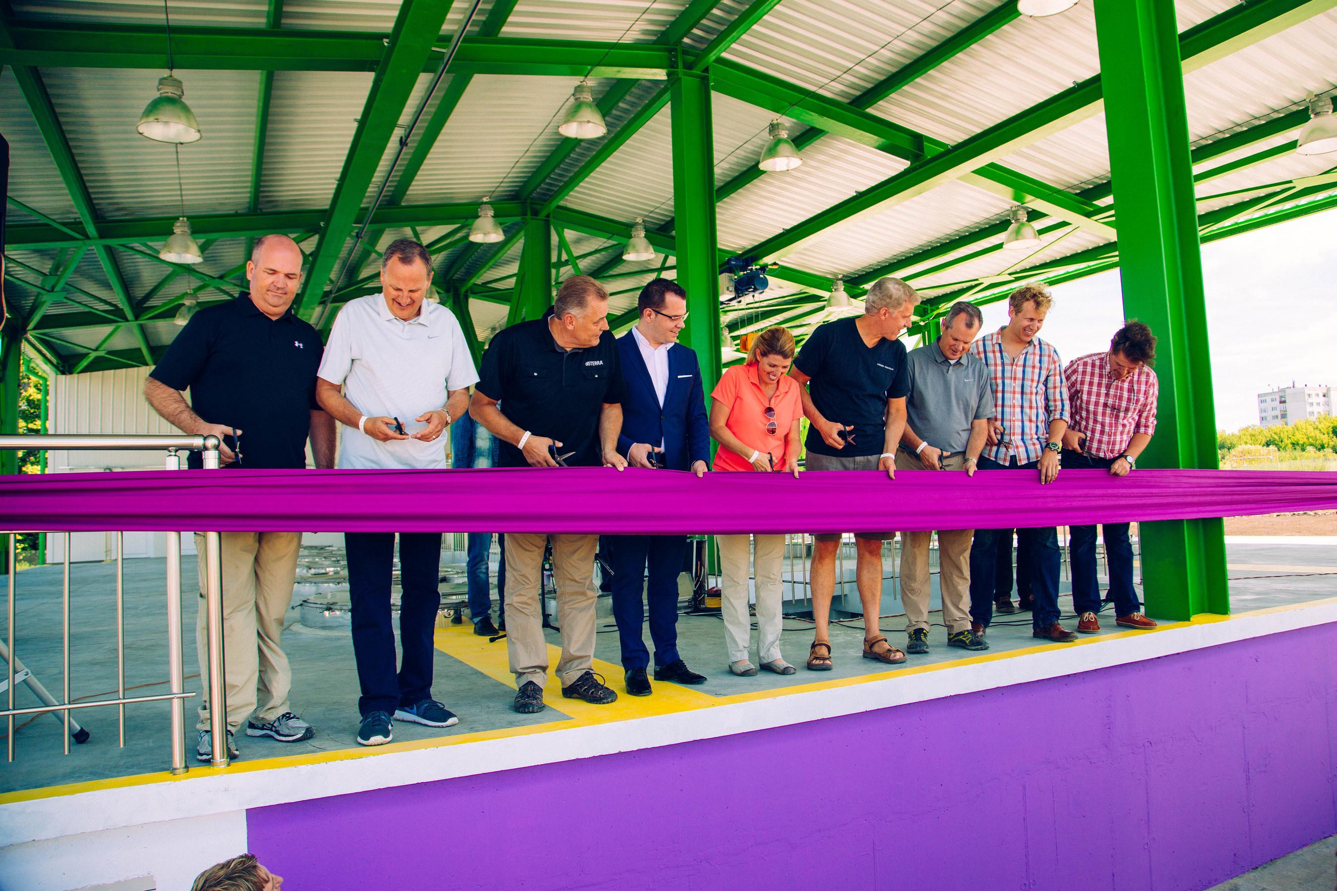 doTERRA(R) Opens New Distillery in Bulgaria
