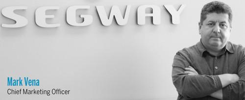 Segway ernennt Mark Vena zum Marketingchef