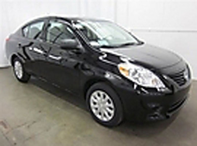 The 2012 Nissan Versa is a Top Safety Pick.  (PRNewsFoto/Briggs Nissan Lawrence)