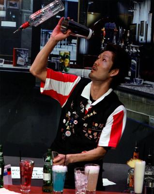 TGI Fridays(SM) Raises A Glass To World's Greatest Bartender