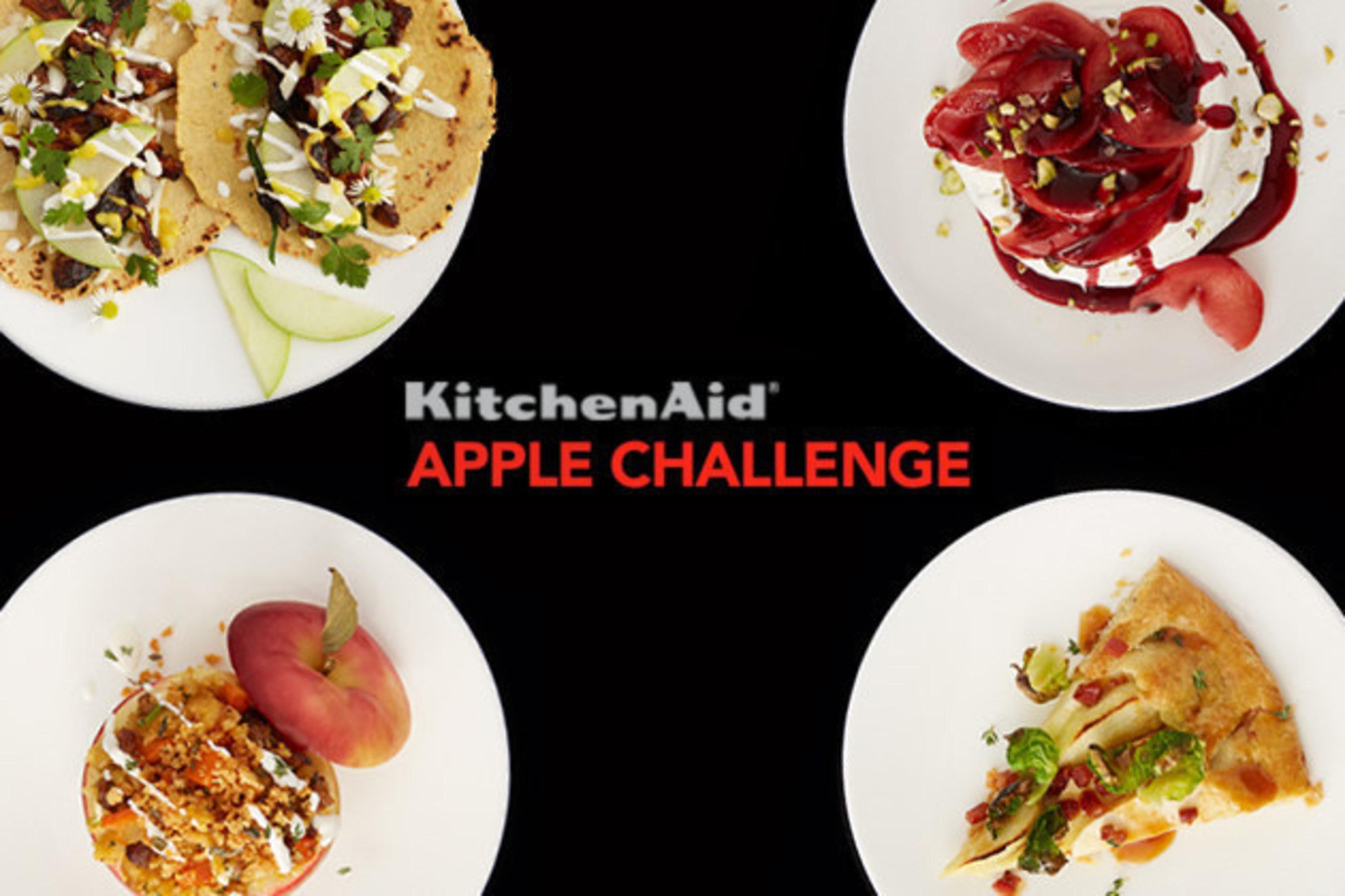 Finalist recipes for the KitchenAid Apple Challenge