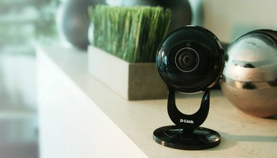 D-Link 180-Degree Wi-Fi Cameras see an entire room from a single lens in stunning HD.