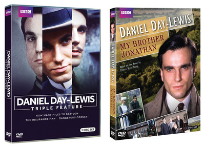My Brother Jonathan and Daniel Day-Lewis Triple Feature: How Many Miles to Babylon?, The Insurance Man and Dangerous Corner NOW ON DVD from BBC Home Entertainment.  (PRNewsFoto/BBC Home Entertainment)