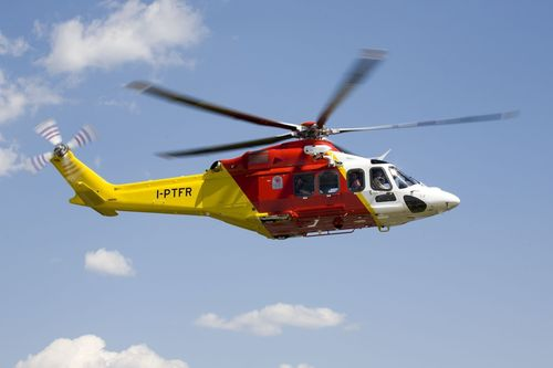 LCI Helicopters Delivers First Aw139 to Australia's Westpac Rescue Helicopter Service
