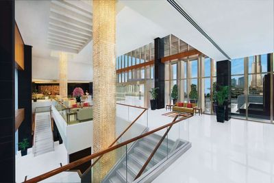 The Oberoi, Dubai - The  Lobby