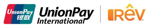 Rev and UnionPay International Partner To Accelerate Prepaid Plans. (PRNewsFoto/Rev Worldwide) (PRNewsFoto/REV WORLDWIDE)