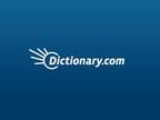 Dictionary.com logo.  (PRNewsFoto/Dictionary.com)