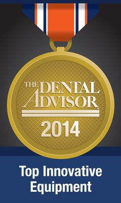 STRATASYS' OBJET EDEN260V 3D PRINTER WINS DENTAL ADVISOR'S TOP INNOVATIVE EQUIPMENT AWARD (PRNewsFoto/Stratasys Ltd)
