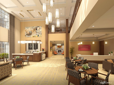 Senior Lifestyle, an industry-leading owner, operator and developer of senior living communities, today announced its newest planned community, The Sheridan at Overland Park in Kansas. The community is currently accepting leases for its 116 studio, one- and two-bedroom apartment homes, which include assisted living and memory care units.