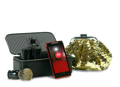 Motorola Mobility Celebrates Hollywood's Biggest Night With Special Edition 'Red Carpet' DROID RAZR MAXX