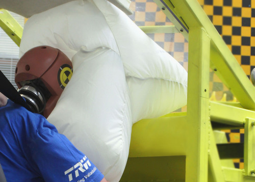TRW Automotive has recently started production of its roof airbag technology on the Citroen C4 Cactus. The new ...