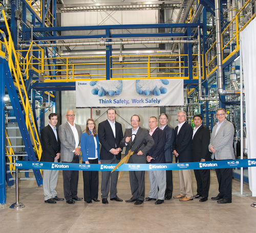 Kraton Performance Polymers, Inc. unveils landmark innovation center in Mid-Ohio Valley (PRNewsFoto/Kraton Performance Polymers, Inc)