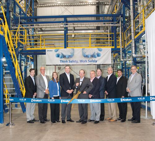 Kraton Performance Polymers, Inc. unveils landmark innovation center in Mid-Ohio Valley (PRNewsFoto/Kraton ...