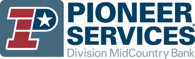 Pioneer Services, a Division of MidCountry Bank.