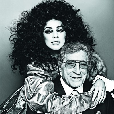 Tony Bennett & Lady Gaga: Cheek To Cheek Released On Tuesday, September 23 (PRNewsFoto/Interscope Records)