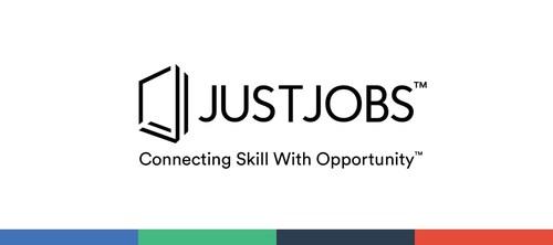 Just Jobs Logo (PRNewsFoto/Just Jobs)