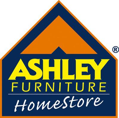 Ashley Furniture HomeStore Logo.  (PRNewsFoto/Ashley Furniture HomeStore)