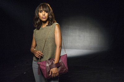 Allstate Foundation Purple Purse and Kerry Washington unite to battle domestic violence (PRNewsFoto/Allstate Foundation)
