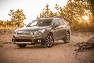 Subaru Earns Six 2016 IIHS TOP SAFETY PICK  Awards