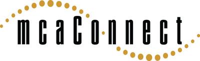 mcaConnect Logo. (PRNewsFoto/mcaConnect, LLC) (PRNewsFoto/)