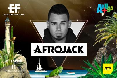 Afrojack headlines Electric Festival in Aruba #LaborDayWeekend.