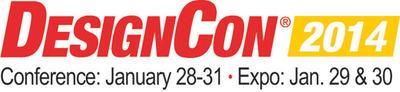 Join The Electronics Design Community at DesignCon 2014, January 28-31 in Santa Clara, CA. (PRNewsFoto/UBM Tech) (PRNewsFoto/UBM TECH)
