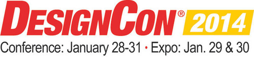 Join The Electronics Design Community at DesignCon 2014, January 28-31 in Santa Clara, CA. (PRNewsFoto/UBM ...