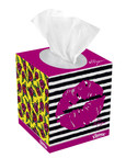 Kleenex Brand Facial Tissue, known for its exceptional softness, is redefining the facial tissue category with the introduction of a new line of attention-grabbing package designs created in partnership with renowned fashion designer Betsey Johnson.