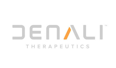 Denali Therapeutics Logo (PRNewsFoto/Denali Therapeutics Inc.)
