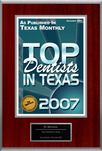 Natalie Harrison, DDS Selected For 'Top Dentists In Texas'