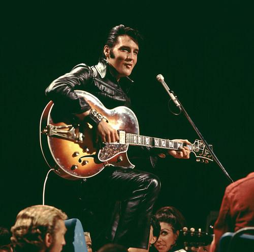 Elvis Presley virtually comes back to life. (PRNewsFoto/Pulse Evolution Corporation) (PRNewsFoto/Pulse Evolution Corporation)