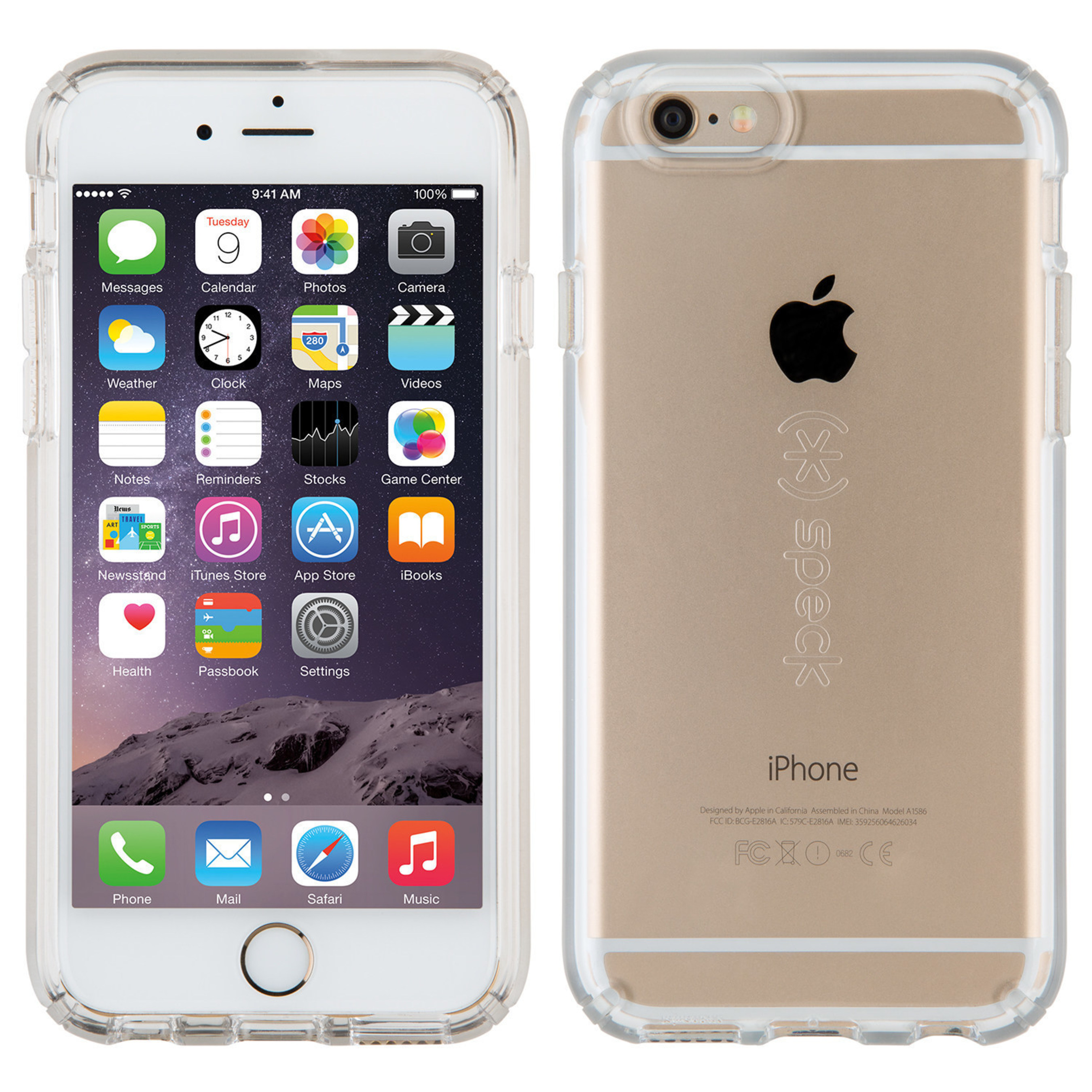 CandyShell Clear Provides Next-Generation Clear Protection for iPhone 6s & 6s Plus