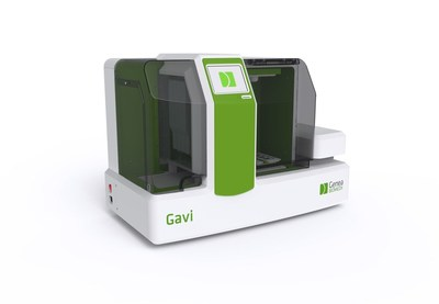 Gavi(TM) is the world's first automated vitrification instrument, developed with the aim to achieve a consistent and standardized vitrification process. (PRNewsFoto/Merck)