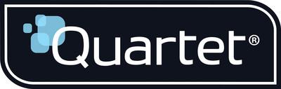 Quartet logo.