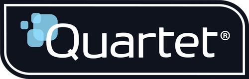 Quartet logo.  (PRNewsFoto/Quartet Brand)