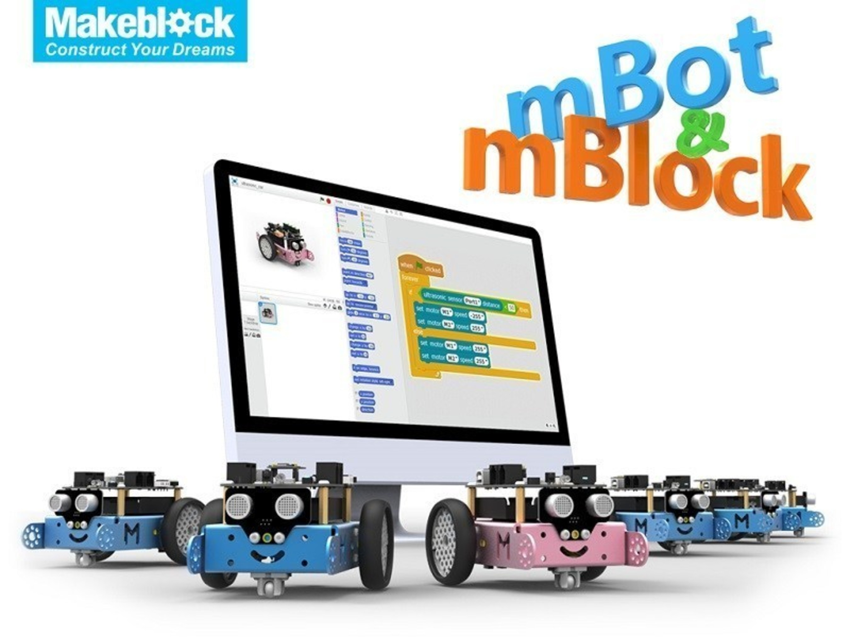 $49 to Get a STEM Robot for Kids from Makeblock, 10 Days Left!