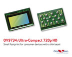OV9734: Ultra-Compact 720p HD for slim notebooks and mobile devices.