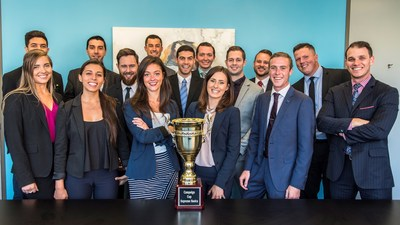 Toronto-based Addella won quarterly Campaign Cup honors for outstanding sales results in the second quarter of 2016.