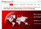 TopCoder Open Innovation Community.  (PRNewsFoto/TopCoder, Inc.)