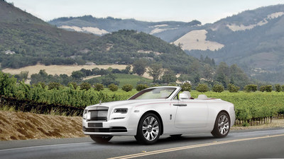 Bidder at the 2016 Naples Winter Wine Festival will become the first North American customer to receive the new Rolls-Royce Dawn