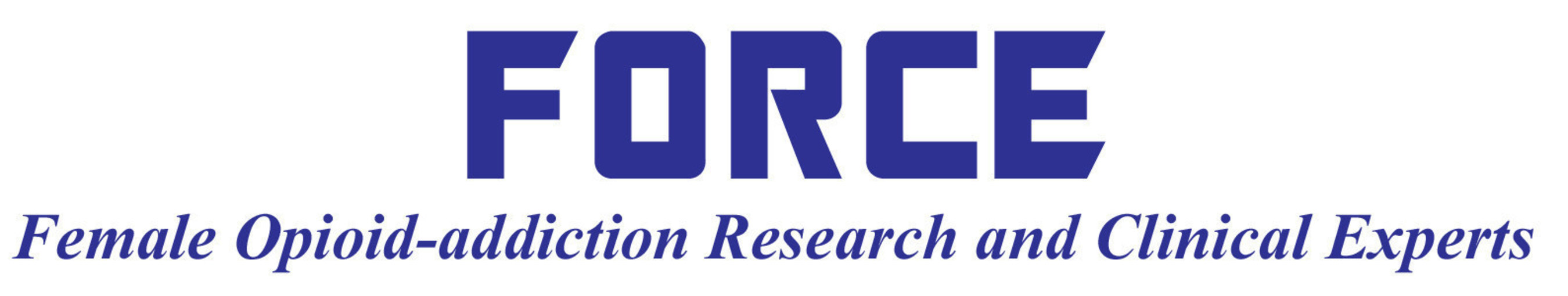 FORCE - Female Opioid-addiction Research and Clinical Experts