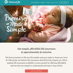 ValoraLife.com, a new, simple and affordable way for families to buy life insurance online, is available now in English and in Spanish in mid-July.