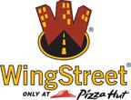 PIZZA HUT(R) TAKES WINGSTREET(R) NATIONAL.  (PRNewsFoto/Pizza Hut)