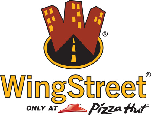 PIZZA HUT(R) TAKES WINGSTREET(R) NATIONAL.  (PRNewsFoto/Pizza Hut)